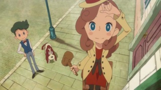 [TEST] L'AVENTURE LAYTON Edition Deluxe 13488511