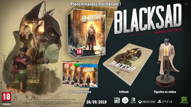 Une magnifique édition collector pour Blacksad ! Blacks10