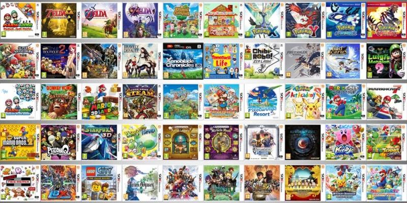 Le plein de jeux DS/3DS en approche... Dikz4o10