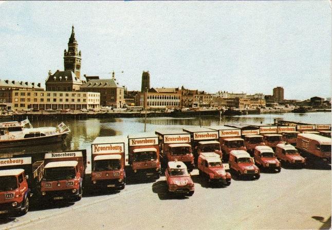 Photos et cartes postale 2cv camionnette  - Page 14 -_kron10