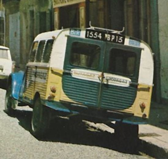 Photos et cartes postale 2cv camionnette  - Page 10 0000010