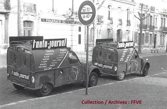 Photos et cartes postale 2cv camionnette  - Page 11 210