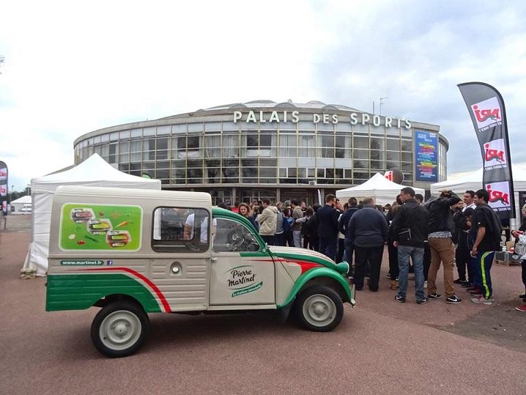 Photos et cartes postale 2cv camionnette  - Page 8 2cv_ak10