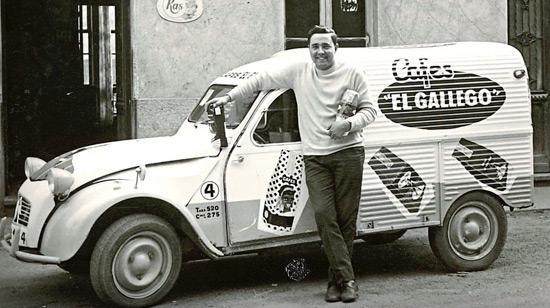 Photos et cartes postale 2cv camionnette  - Page 11 Cafzos11