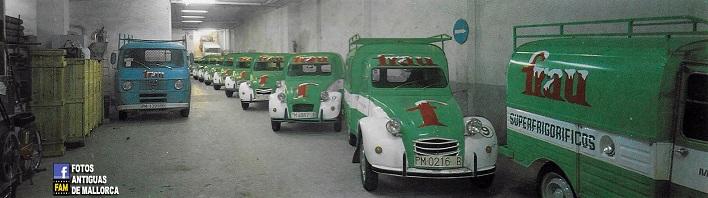 Photos et cartes postale 2cv camionnette  - Page 14 Frau_a10