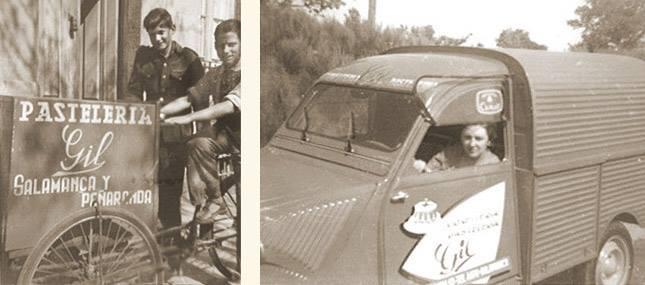 Photos et cartes postale 2cv camionnette  - Page 15 Gil10