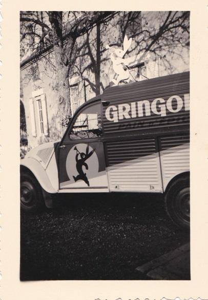 Photos et cartes postale 2cv camionnette  - Page 12 Gringo10