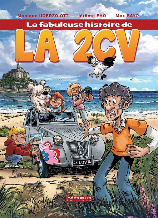 BD ; La Fabuleuse Histoire De La 2cv La_fab11
