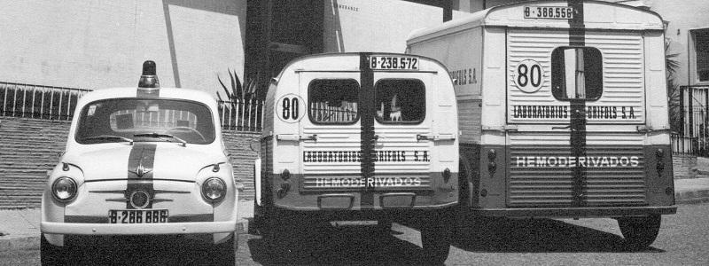 Photos et cartes postale 2cv camionnette  - Page 12 Labora10