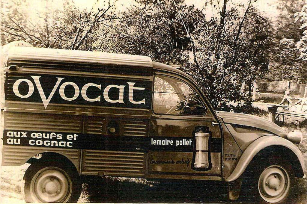 Photos et cartes postale 2cv camionnette  - Page 10 Ovocat10