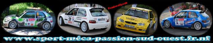 Rallye du Cantal - 14 et 15 Novembre 2009 - Page 2 Bannia10