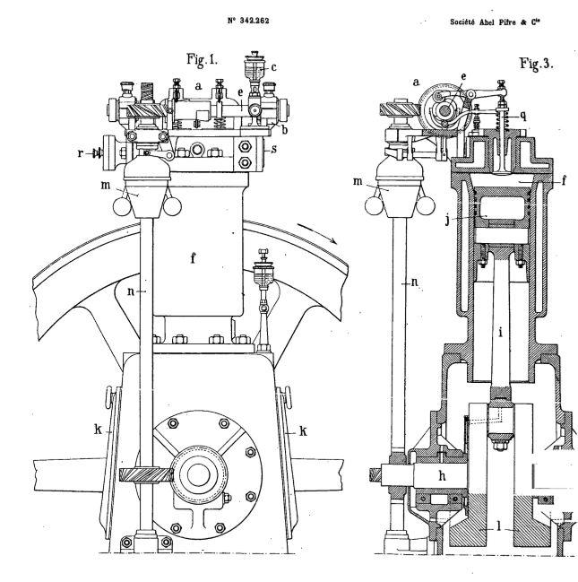 moteur - Cartes postales anciennes (partie 2) - Page 4 Brevet12