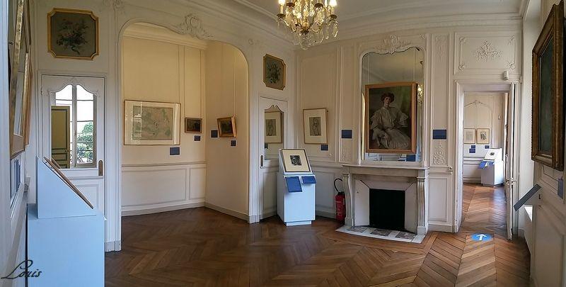 Expo lambinet : Versailles au XXe siècle, muse des artistes 119