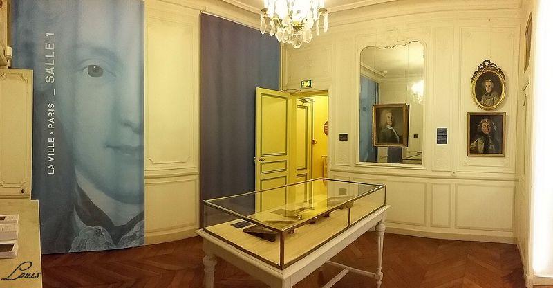 """Musée Lambinet : Exposition """"Cent portraits pour un siècle"""" 1b11"""