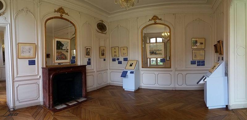 Expo lambinet : Versailles au XXe siècle, muse des artistes 219