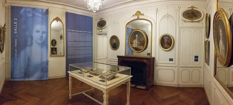 """Musée Lambinet : Exposition """"Cent portraits pour un siècle"""" 2b11"""