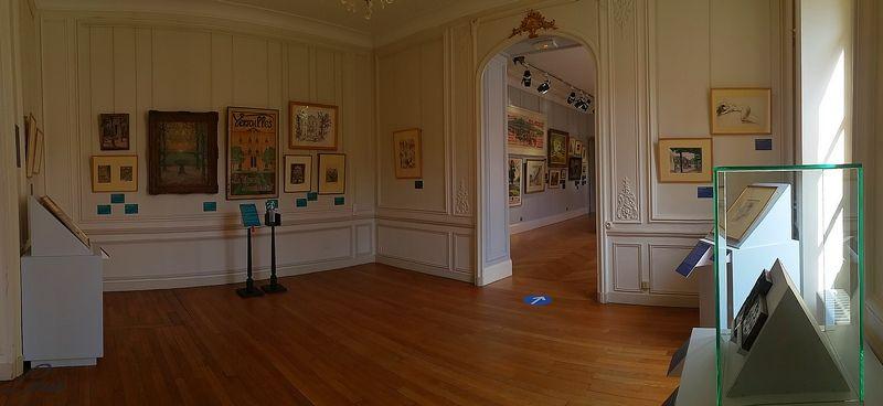 Expo lambinet : Versailles au XXe siècle, muse des artistes 317