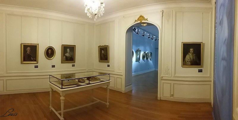 """Musée Lambinet : Exposition """"Cent portraits pour un siècle"""" 3a_la_10"""
