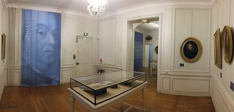 """Musée Lambinet : Exposition """"Cent portraits pour un siècle"""" 3b10"""