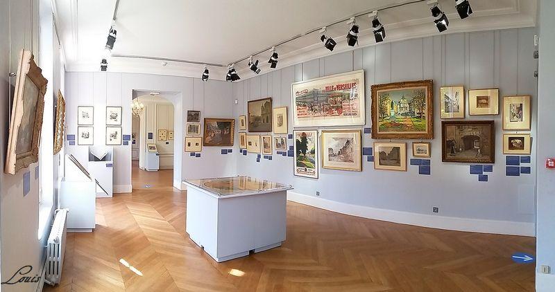 Expo lambinet : Versailles au XXe siècle, muse des artistes 416