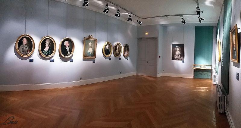 """Musée Lambinet : Exposition """"Cent portraits pour un siècle"""" 4a_les10"""