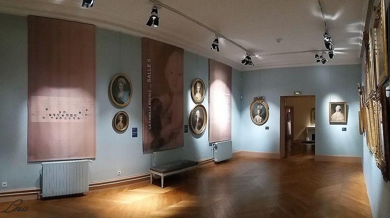 """Musée Lambinet : Exposition """"Cent portraits pour un siècle"""" 5a_la_10"""