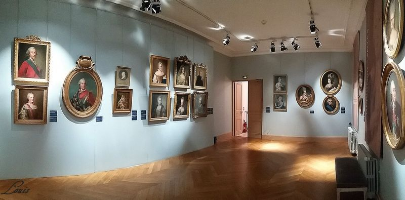 """Musée Lambinet : Exposition """"Cent portraits pour un siècle"""" 5b11"""