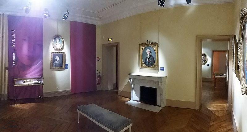 """Musée Lambinet : Exposition """"Cent portraits pour un siècle"""" 6a_la_10"""
