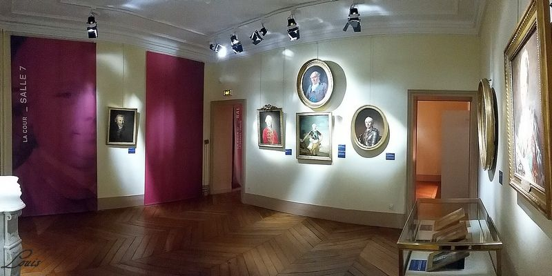 """Musée Lambinet : Exposition """"Cent portraits pour un siècle"""" 7a_la_10"""