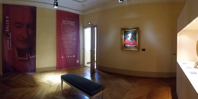 """Musée Lambinet : Exposition """"Cent portraits pour un siècle"""" 8a_la_10"""