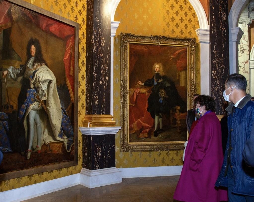 Hyacinthe Rigaud ou le portrait Soleil, expo Versailles 2020 Emx4f110