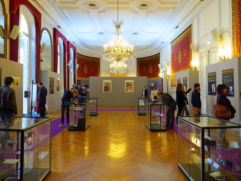 Splendeurs des sacres royaux  - Reims - Palais du Tau   - Page 3 Img_7310