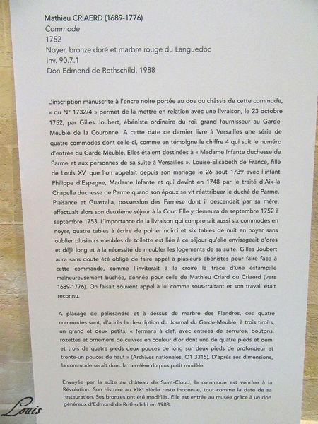 Exposition Trésors cachés du Musée Lambinet Img_7420