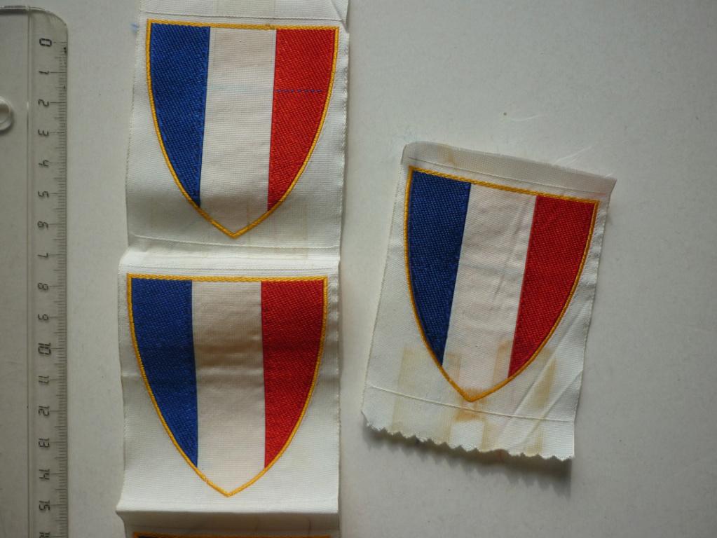 insigne tissu tricolore P2380716