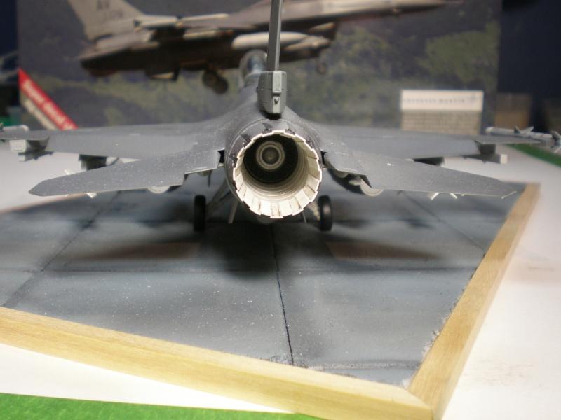 Lockheed Martin F-16 CJ Figthing Falcon Pb270719