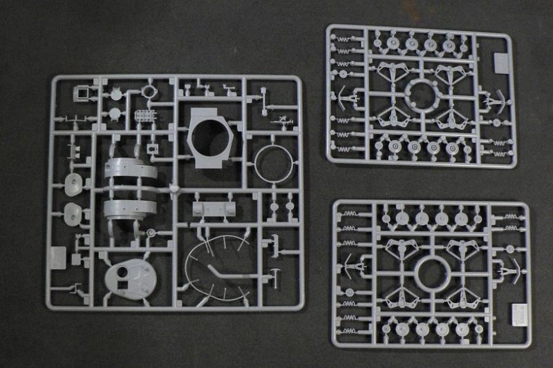 Ouverture de boite: T35 Zvezda 0-219110