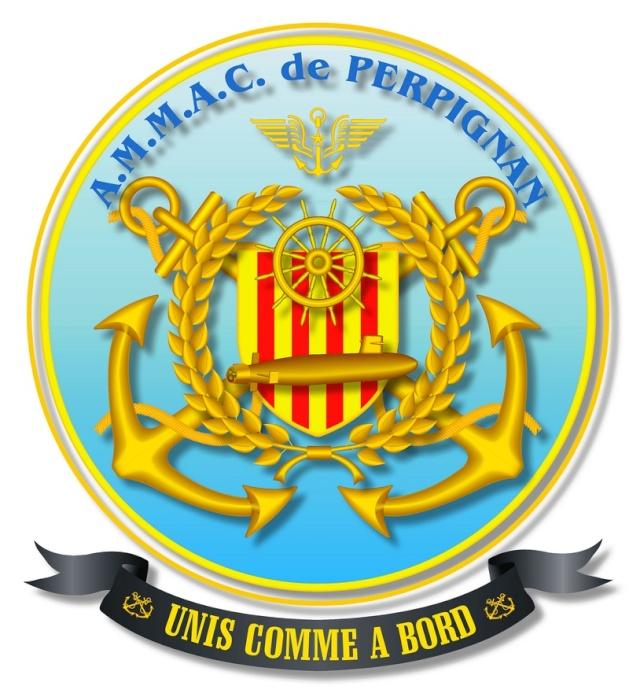 [ Associations anciens Marins ] Amicale Anciens Marins de PERPIGNAN Insign10