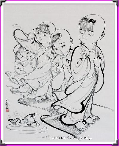 Chú Tiểu và Thư Pháp - Page 2 25141110