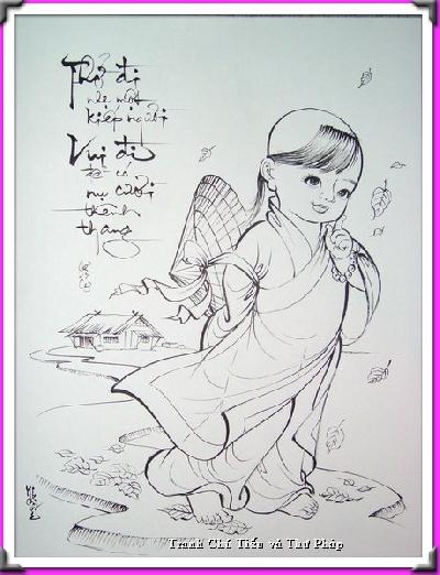 Chú Tiểu và Thư Pháp - Page 2 322d8b10