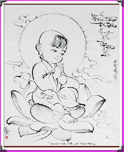 Chú Tiểu và Thư Pháp - Page 2 3275da10