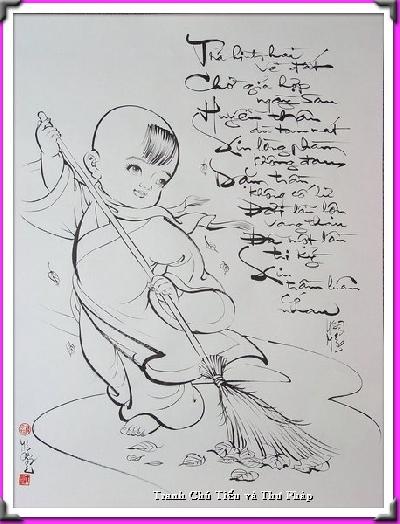 Chú Tiểu và Thư Pháp - Page 2 3f2cb010