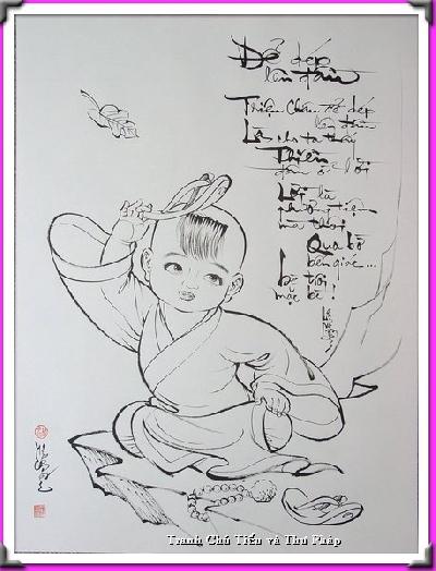 Chú Tiểu và Thư Pháp - Page 2 4b34dd10