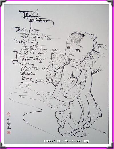 Chú Tiểu và Thư Pháp - Page 2 5d817010