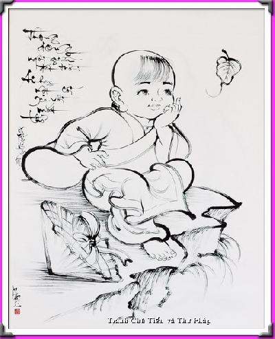 Chú Tiểu và Thư Pháp - Page 2 9155eb10
