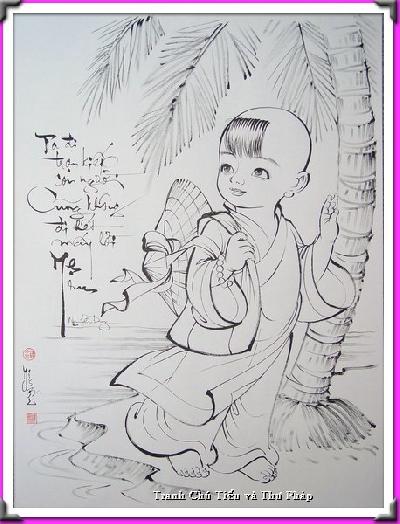 Chú Tiểu và Thư Pháp - Page 2 9ea5d510