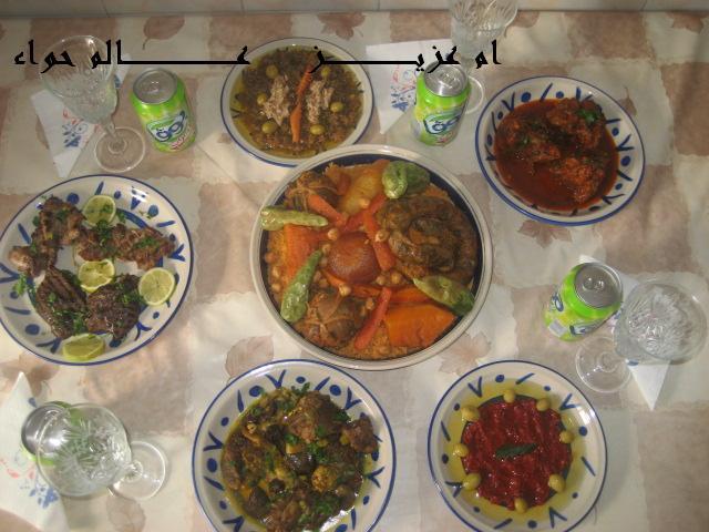 نزهة ممتعة في اطباق تونس الخضراء (موضوع متجدد) 6310