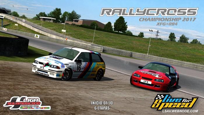 LSAV:. FRS pode falhar prova de Rallycross  Banner10