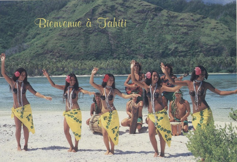 [Papeete] PAPEETE HIER ET AUJOURD'HUI - TOME 3 - Page 10 Tahiti15