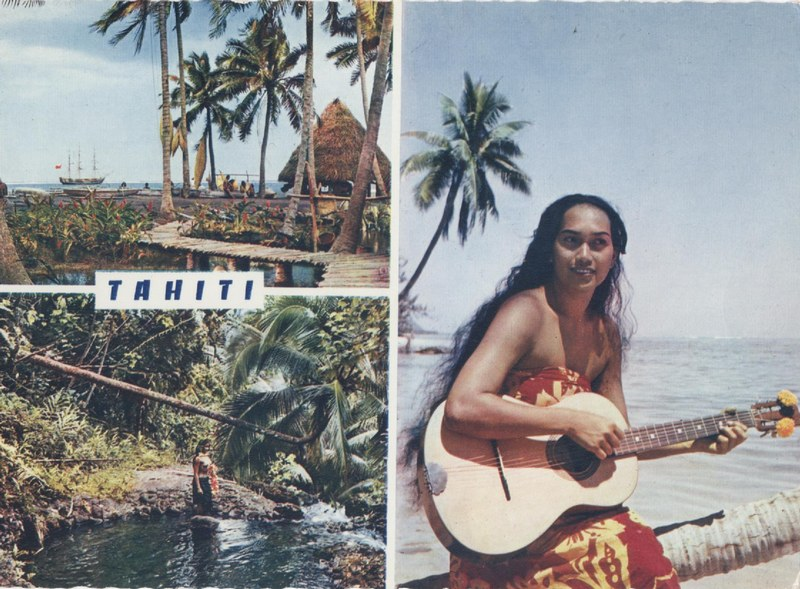 [Papeete] PAPEETE HIER ET AUJOURD'HUI - TOME 3 - Page 12 Tahiti37