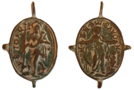 San Juan Bautista- Madone miséricordia de Savona (R.M. Pe Misericordia de Savona 1) (AM) 11758010
